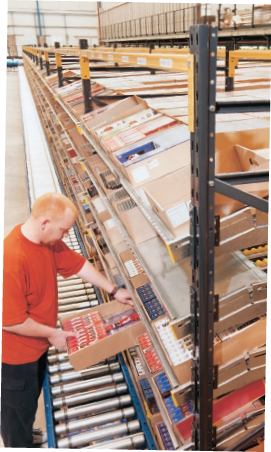 Commercial Amp Industrial Storage Solutions The Racking